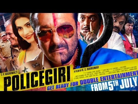 Sanjay Dutt's POLICEGIRI Begins...