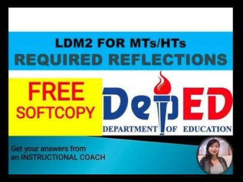 LDM2 REFLECTIONS for MTs and HTs