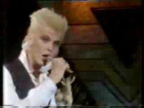 Tekst piosenki Billy Idol - Valley of the Dolls po polsku
