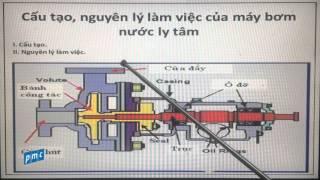Cấu tạo và nguyên lý hoạt động của máy bơm nước ly tâm_Hệ thống cấp thoát nước