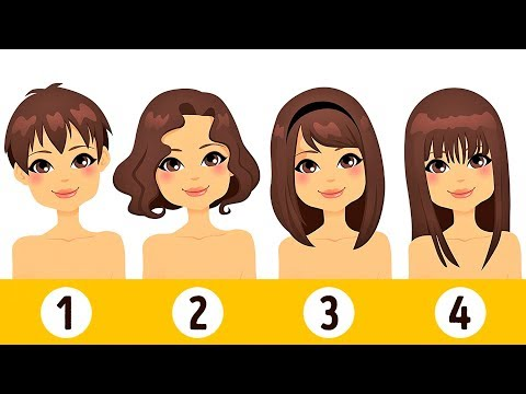 What Your Hair Length Says About Your True Personality (видео)
