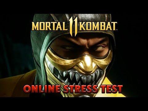 Mortal Kombat 11 - ИГРАЕМ ОНЛАЙН