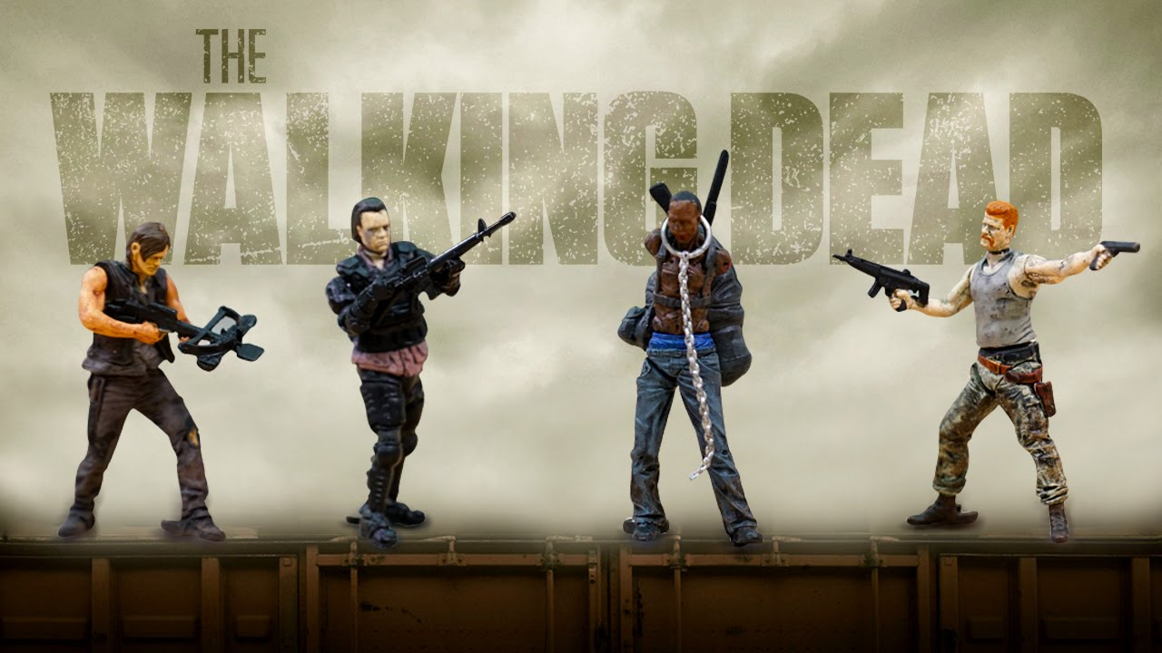 The Walking Dead Series 3 Blind Bags!