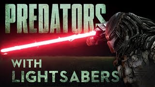 Nonton Predators With Lightsabers Film Subtitle Indonesia Streaming Movie Download