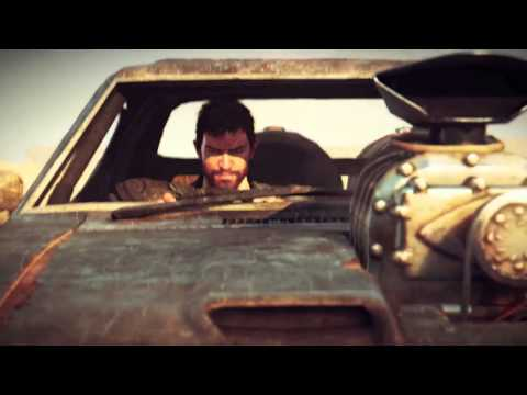 Mad Max - TV Commercial PS4