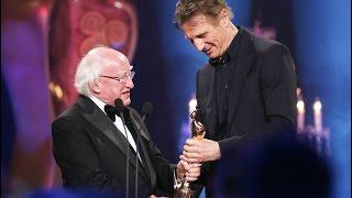Video Liam Neeson - IFTA Outstanding Contribution To Cinema Award Recipient MP3, 3GP, MP4, WEBM, AVI, FLV Oktober 2018