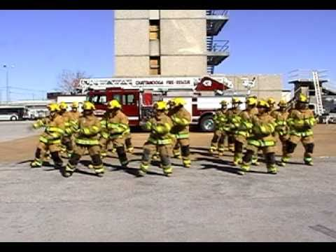 0 Chatanooga Fire Department version of Thriller