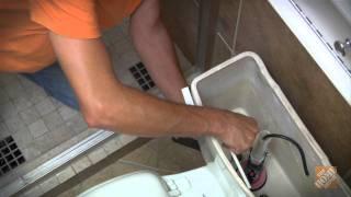 Arreglando fugas en el wc vidinfo for Como cambiar la bomba del inodoro