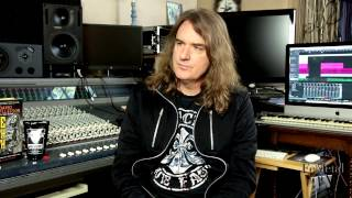Dave Ellefson on FemetalTV