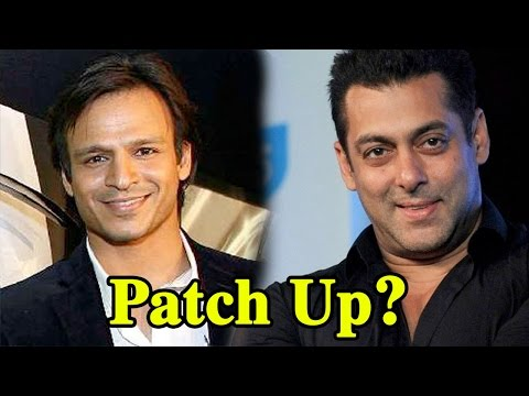 Vivek Oberoi Is Ready To Patch Up With Salman Khan