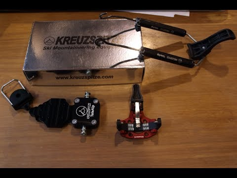 Kreuzspitze TeleAlp con Puntale EL, rivoluzione nel Mondo Telemark Alpinismo