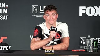 UFC on FOX 25: Darren Elkins Post-Fight Press Conference - MMA Fighting by MMA Fighting