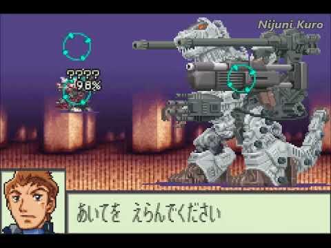 Zoids Saga: Fuzors - Final Boss (Death Saurer VF) & Ending