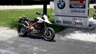 8. 2011 Ducati Hypermotard SP Euro Cycles of Tampa