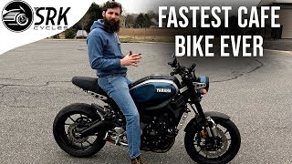 3. Why the Yamaha XSR900 is insane and why you don't want one