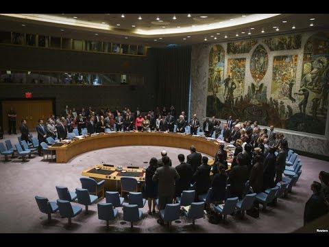 Екстрене засідання Радбезу ООН стосовно ситуації в Україні