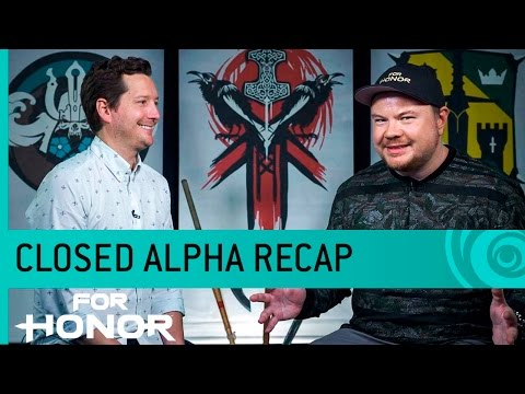 For Honor: Closed Alpha Recap