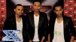 Yes, We Made It! AKNU - THE X FACTOR USA 2013