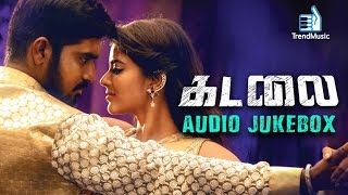 Kadalai All Songs Audio Juke Box - Ma Ka Pa Anand, Aishwarya Rajesh