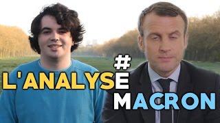Deuxième épisode des analyses random, aujourd'hui on parle de la chaîne YouTube d'Emmanuel Macron ! Pourquoi elle ne fonctionne pas très bien, quelle stratégie est utilisée pour convaincre dans les vidéos, pourquoi les commentaires comportent les paroles d'une chanson de la Reine des Neiges ? Je tente de fournir quelques éléments de réponse.Twitter : @MisterJDayS'abonner à ma chaîne YouTube : http://bit.ly/MisterJDayFacebook : http://www.facebook.com/MisterJDay► VIDÉO BONUS : https://youtu.be/pU6aeA-OYOw ◄(la lecture des commentaires en version intégrale)Écrit et réalisé par MisterJDayChaîne principale : http://www.youtube.com/JDayChaîne secondaire : http://www.youtube.com/SuperJDay64Assistance Écriture / Cadre : Kamahttp://www.youtube.com/KamaDesTrucsAvec la participation de Hardiskhttps://www.youtube.com/HardiskMerci à Accropolishttp://www.accropolis.frAAVFX Channel : http://director-editor.coi.co.il