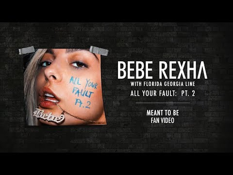 Video Bebe Rexha - Meant to Be (feat. Florida Georgia Line) [Fan Video] download in MP3, 3GP, MP4, WEBM, AVI, FLV January 2017