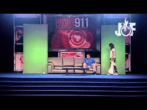 Maranatha valencia - El miércoles 25 de Septiembre Jóvenes en Fuego Maranatha Valencia presentó esta obra de teatro que expresa la importancia de predicar a tiempo y fuera de tie...