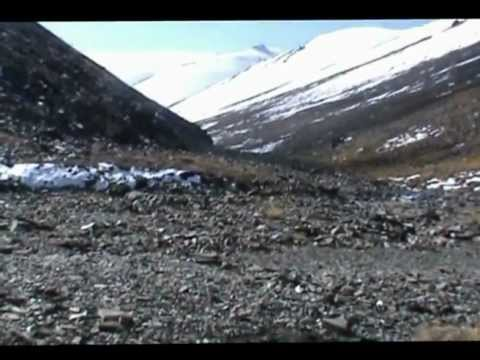In the mountans of Kyrgyzstan (видео)