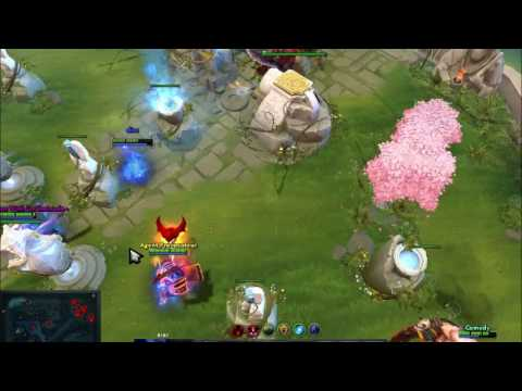 riki disc frag movie triple kill dota 2