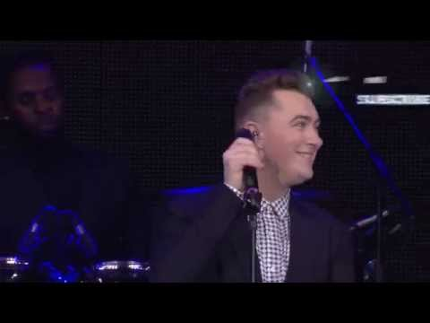 Sam Smith - La La La (Live At The Jingle Bell Ball)