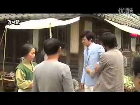 Bridal Mask Behind The Scenes Ep.1 (in Market)