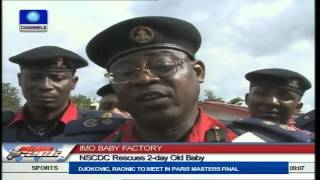 NSCDC Officials Nab 52-Year Old Baby Seller In Imo State