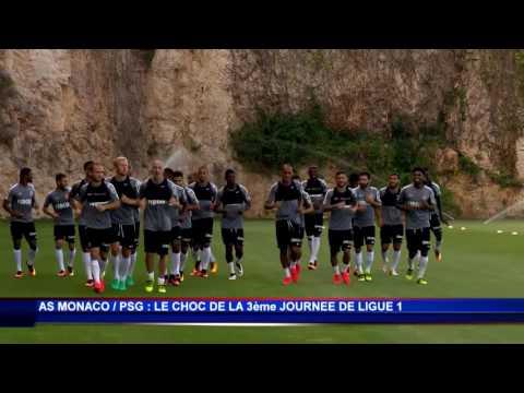 JT Monaco Info du vendredi 26 août