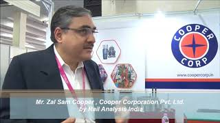 Exclusive Interview With Mr. Zal Sam Cooper, Cooper Corporation Pvt. Ltd.