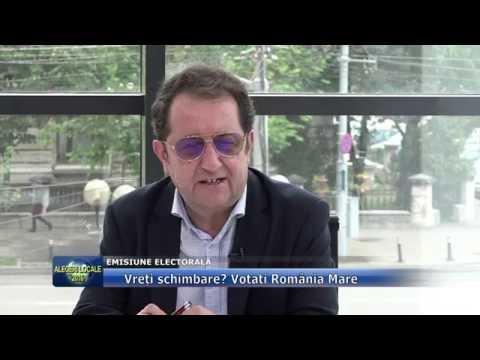 Emisiunea Electorală – 2 iunie 2016 – Iulian Teodorescu, PRM