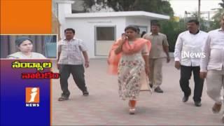 Ticket War Turns Headache To Chandrababu | Akila Priya Vs Shilpa