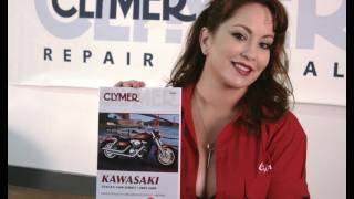 3. Clymer Manuals Kawasaki Vulcan 1600 Classic Mean Streak Nomad Repair Shop Service Manual Video
