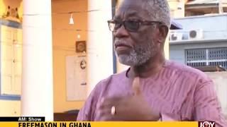 Video Freemason in Ghana - AM Show on JoyNews (29-11-17) MP3, 3GP, MP4, WEBM, AVI, FLV Januari 2018