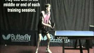 #11 1st Ball Attack Using Serve Return With The Short Game