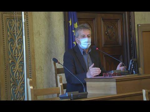 Comune di Avezzano - Presentata la nuova Giunta Di Pangrazio