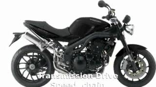 9. Triumph Speed Triple 955i -  superbike Details Engine Features Specification Top Speed
