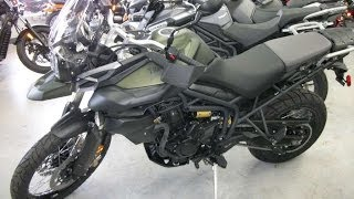 10. 2014 Triumph Tiger 800 XC ABS FREE ACC PACKAGE $1049.95 VALUE THRU 6/30/2014