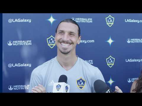 Video: Zlatan Ibrahimovic reacts to Mo Salah's Puskas Award win