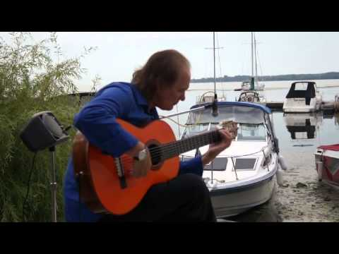 Roger Scannura at The Harbourview Cafe