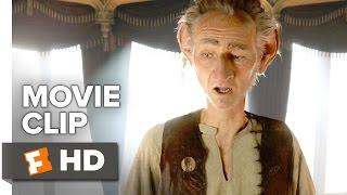 The BFG Movie CLIP - Buckingham Palace (2016) - Mark Rylance Movie