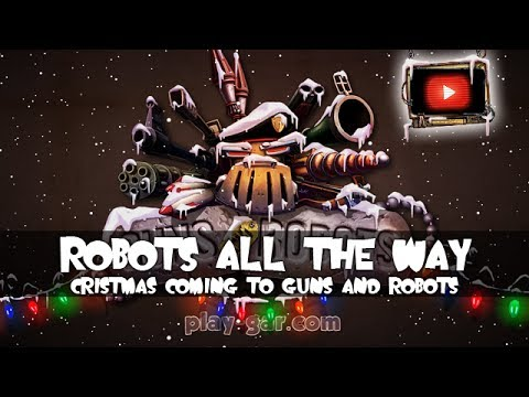 Official Guns and Robots Christmas Event HD Teaser Trailer