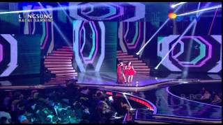 Video ZASKIA GOTIX Feat AYU TINGTING Live Infotaiment Awards (01-02-2013) Courtesy SCTV MP3, 3GP, MP4, WEBM, AVI, FLV Februari 2018