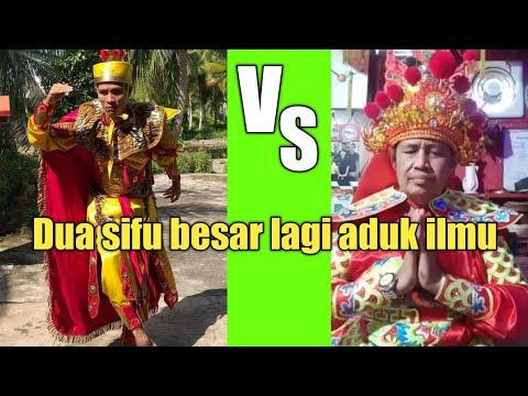 dua sifu besar adu ilmu, kira2 siapa yang menang ya, sifu 028 vs sifu Sh