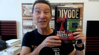 Never thought I'd see the day when there was a NEW printed electronics magazine, let alone an Australian one!Support them here: https://diyodemag.com/Colin Mitchell Talking Electronics Playlist:https://www.youtube.com/playlist?list=PL7359E3DC6FF7FA43