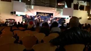 Chaka & Friends Pre-Christmas concert 30/11/'13