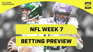Warren Sharp's NFL Week 7 Preview | The Lefkoe Show by Bleacher Report